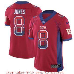 New York Giants Daniel Jones Drift Jersey